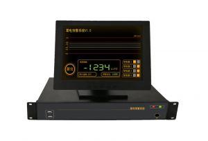 雷电流值预警系统